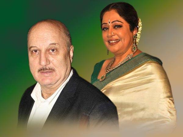 Anupam Kher cancels shootings for Wifw Kirron Kher's election campaign