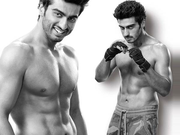Arjun Kapoor says fitness means disciplined lifestyle