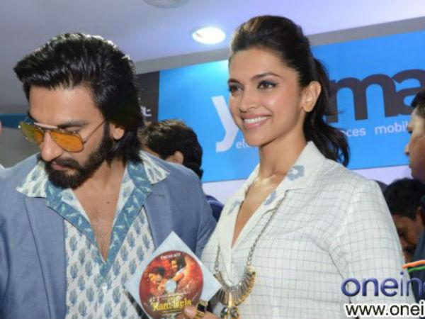 Deepika Padukone is very hard worker, I love her: Ranveer Singh