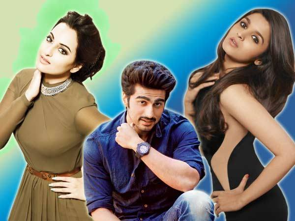 Who is the better kisser Arjun Kapoor, Sonakshi Sinha or Alia Bhatt?