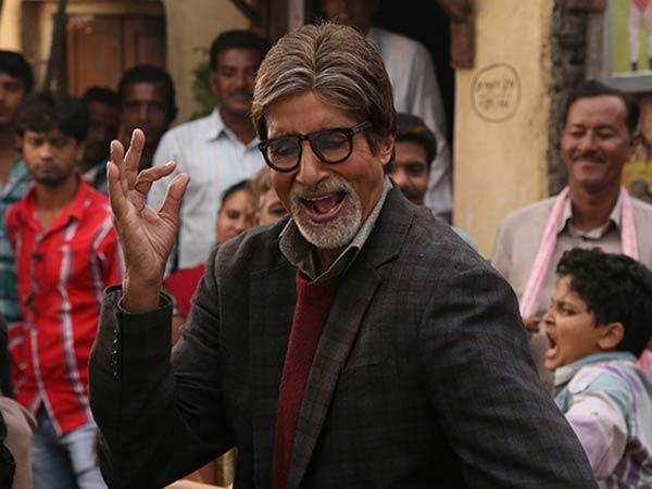 Bhootnath Returns is very nice film and Amitabh Bachchan is very sweet said Children