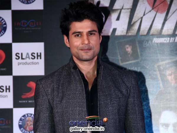 Rajeev Khandelwal wants to do different kind of roles