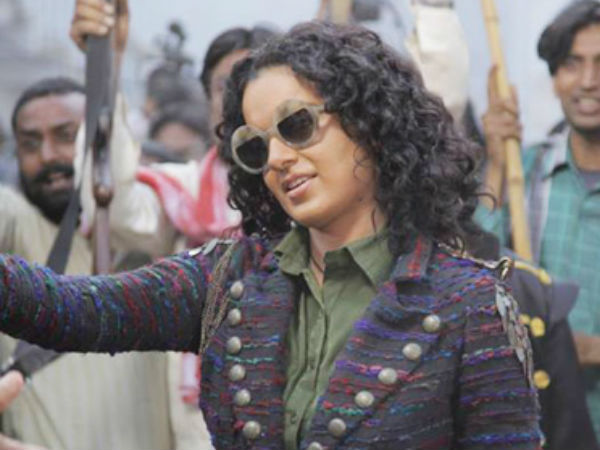 Kangana Ranaut is wild, violent and sexy in Revolver Rani track