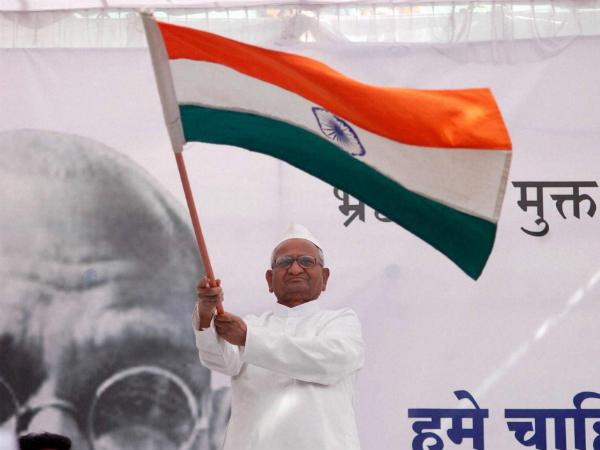 A Film on Activist Anna Hazare, Directed By Shashank Udapurkar