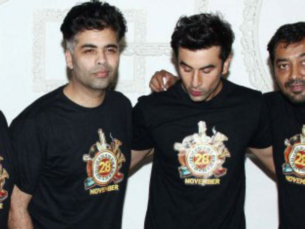 It was great to be directed by Anurag Kashyap: Karan Johar