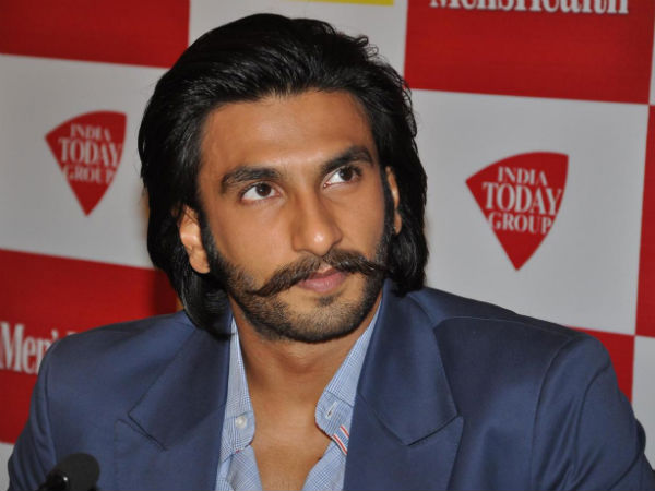 Ranveer Singh is the first mainstream actor to endorse a condom brand and for its TV commercial.