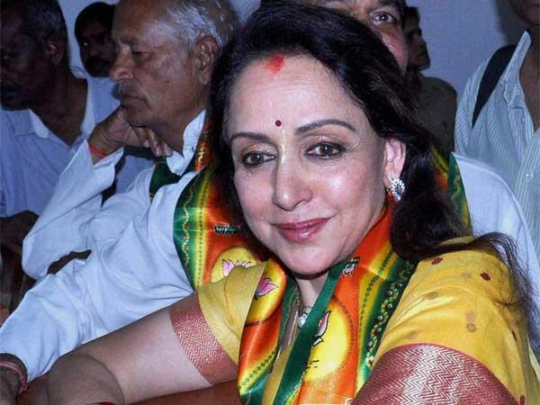 Dharmendra absence questioned as Hema's campaign picks up