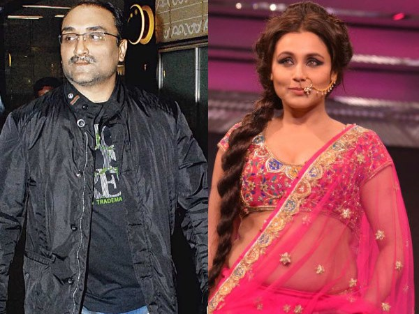 Uday welcomes sister-in-law Rani Mujherjee into Chopra family, happy bollywood