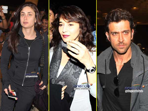 Bollywood Celebrities left for IIFA without casting votes