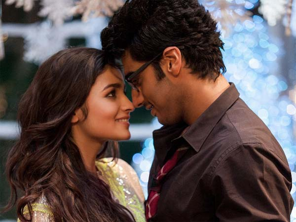 2 States box office collection crossed 54 Crore