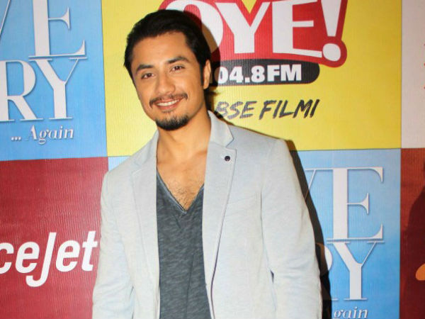Girls used to come to me to get their portraits made: Ali Zafar