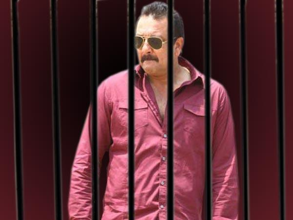 Jailed actor Sanjay Dutt to be part of a talk show