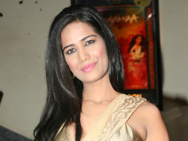 Listening to songs in the car or wearing a short dress is not indecent behaviour: Poonam Pandey