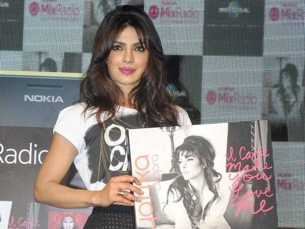 My I Can't Make You Love Me' version does justice to the classic: Priyanka Chopra