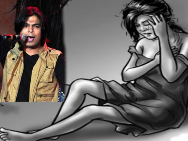 Ankit Tiwari had applied 'sindoor' on the survivor's forehead in a temple last year