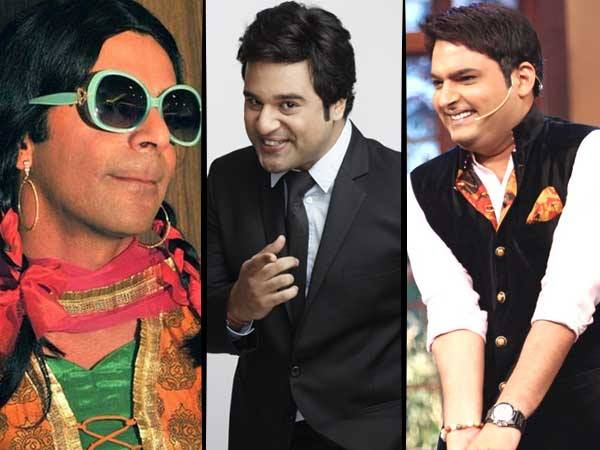 Comedy Nights with Kapil: Why Krushna Abhishek Rejected the Show?