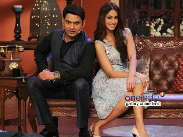 Comedy Nights with Kapil show shoot in trouble Police spotted