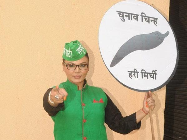 Rakhi Sawant: At least my situation is better than Arvind Kejriwal
