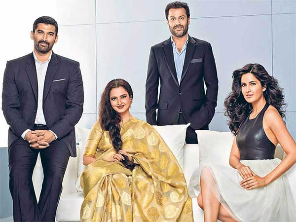 Rekha, Katrina Kaif, Aditya starrer Fitoor first look released