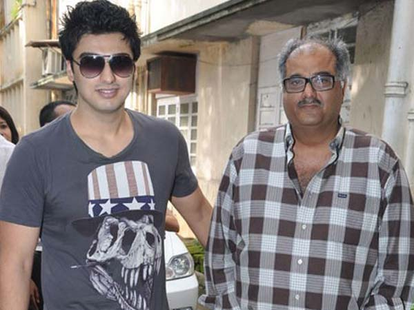 Arjun Kapoor and Boney Kapoor to come more close after car accident