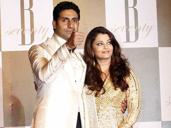 Let me know when I'm getting re-married, tweets Abhishek Bachchan