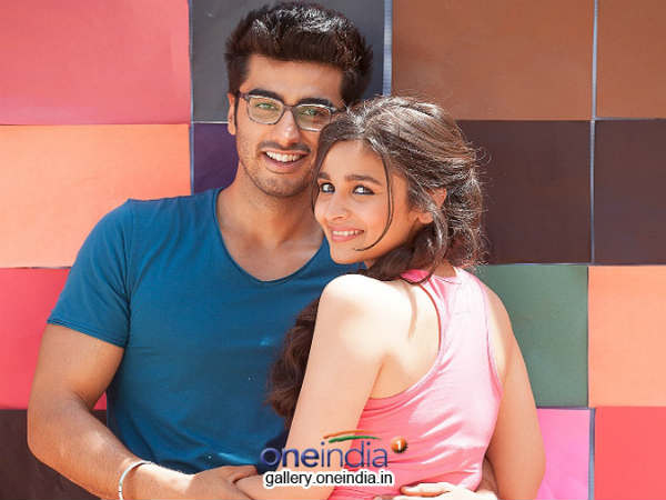 Alia Bhatt says there is nothing between her and Arjun Kapoor