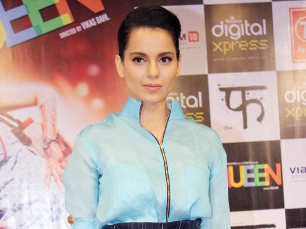 Kangna Ranaut did not left Durga Rani Singh