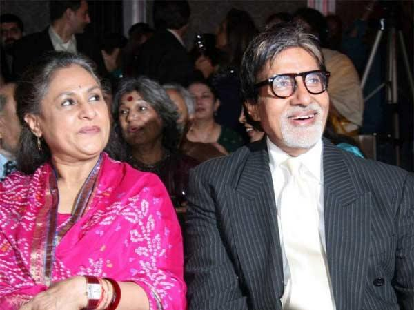 Amitabh Bachchan had a boy's night out on marriage anniversary