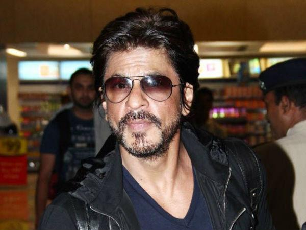 Shahrukh Khan takes to books on Gautam Buddha to be calm