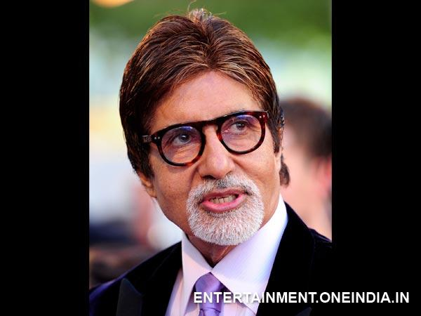 Amitabh Bachchan to sing for R Balki's film Shamitabh