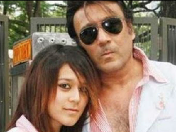 After Son Tiger Jackie Shroff's daughter Krishna is ready for Bollywood