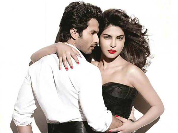 Priyanka Chopra - Shahid Kapoor Paired Together Again, Fans Excited