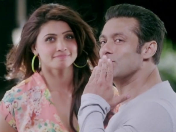 Is something brewing between Salman Khan and Daisy Shah?