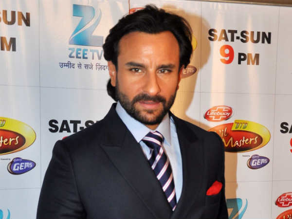 Saif imitated Sajid while doing mimickry of actors in Humshakals
