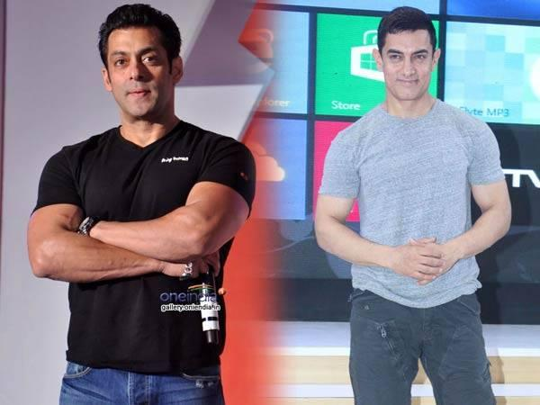 'Andaz Apna Apna 2': Santoshi wants Aamir, Salman as actor, producer