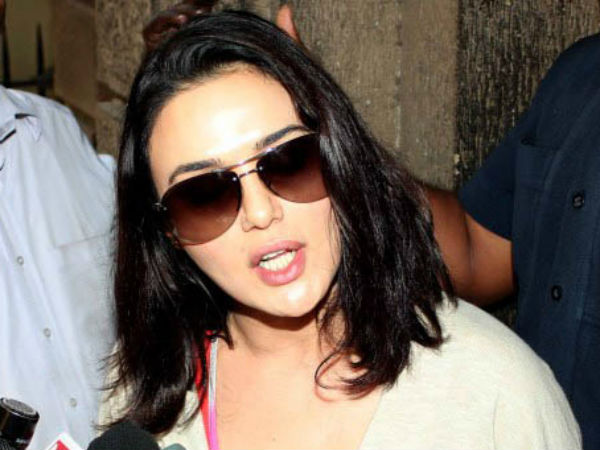 Preity Zinta to record her statement Today in BCCI office