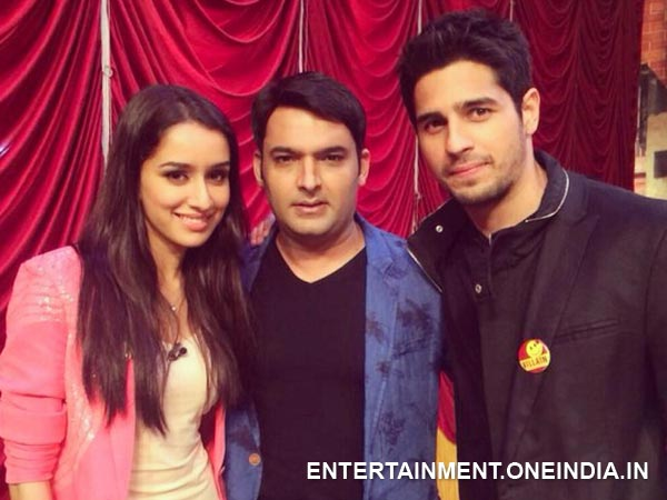 Kapil Sharma's dark side on 'Comedy Nights With Kapil'