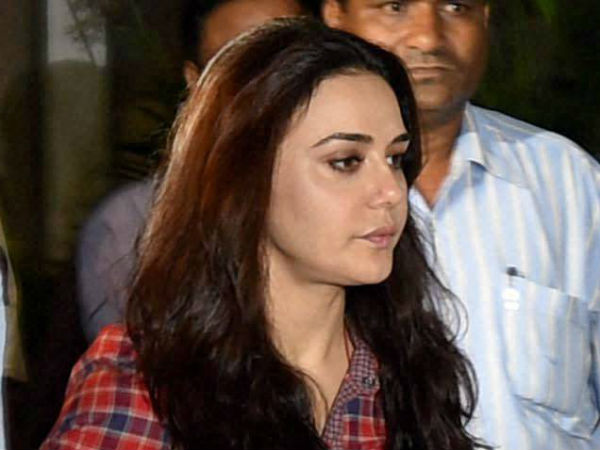 Preity Zinta records statement with police: Jean was present when she was physically misbehaved By Ness Wadia