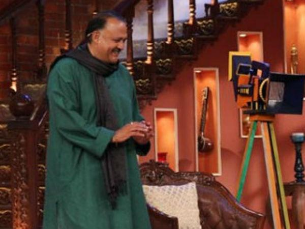 Babuji' Alok Nath joined micro-blogging site Twitter