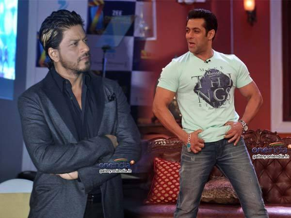 Shahrukh Khan to replace Salman Khan in Bigg Boss 8?