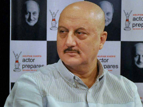Anupam Kher wanted to become an Prime Minister