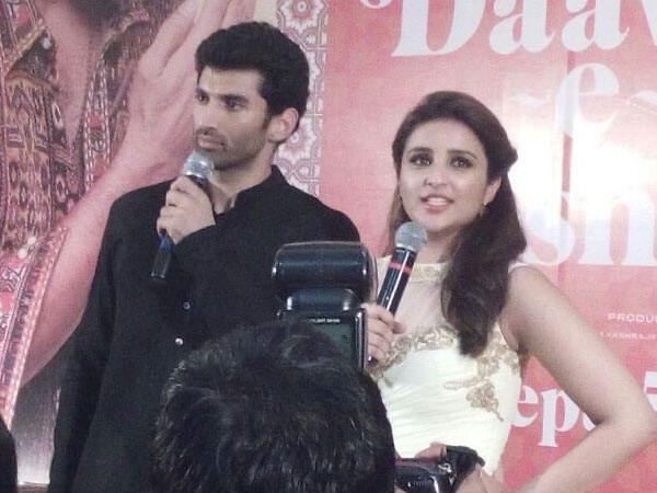 Director-writer Habib Faisal taught Deccani Urdu to Parineeti Chopra for 'Daawat-e-Ishq'