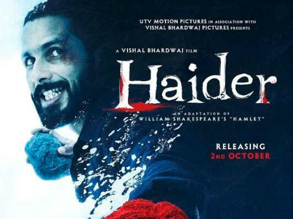 Haider to bring back the magic of Shahid and Vishal jodi