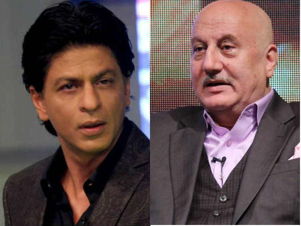 Shahrukh Khan puts forward the secrets of his life in an interview with Anupam Kher
