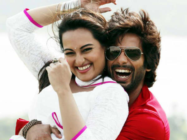 Sonakshi Sinha 'annoyed' with Shahid Kapoor link-up rumour