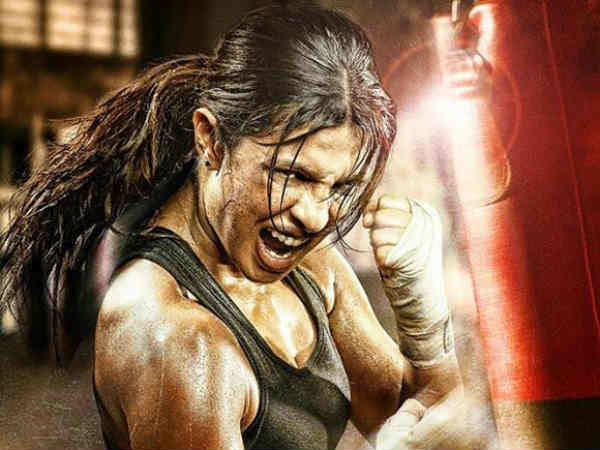 Mary Kom poster released, Priyanka is awesome