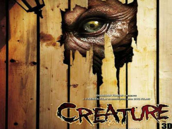 Creature in 'Creature 3D' derived from ancient stories
