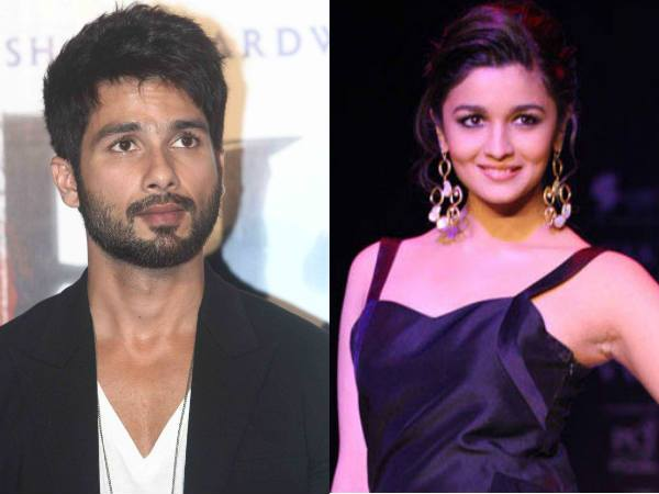 Alia Bhatt and Sahid Kapoor is playing lead role in Vikas Bahl's Shandaar, Fans Happy