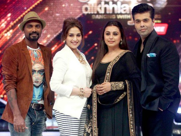 How Rani Mukherjee's Pregnancy And Jhalak Dikhhla Jaa 7 Are Related!