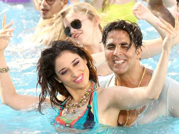After Salman, Akshay Kumar sings for his film Entertainment